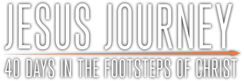 Jesus Journey: 40 Days in the Footsteps of Christ